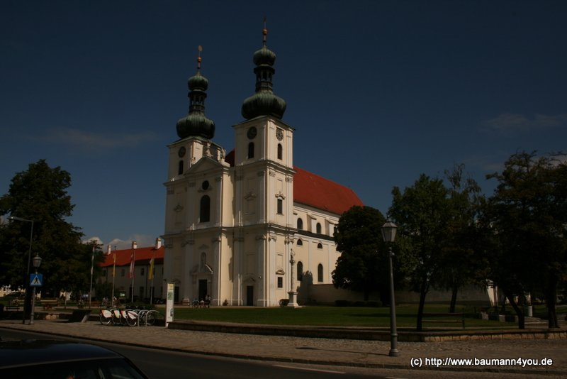 Basilika Frauenkirchen / Burgenland
