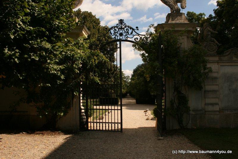 Park Jagdschloss Halbturn / Burgenland