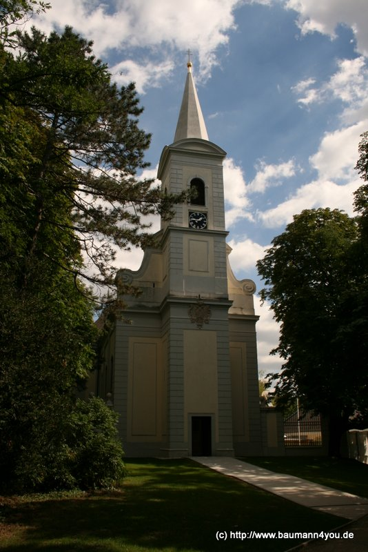 Kirche Halbturn / Burgenland