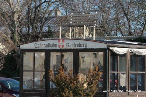 Die ehemalige Kahlenbergbahn