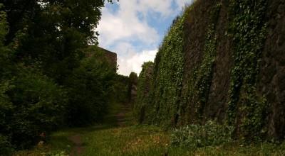 Besuch auf der Veste Otzberg