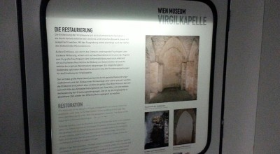 Virgilkapelle Wien Stephansplatz
