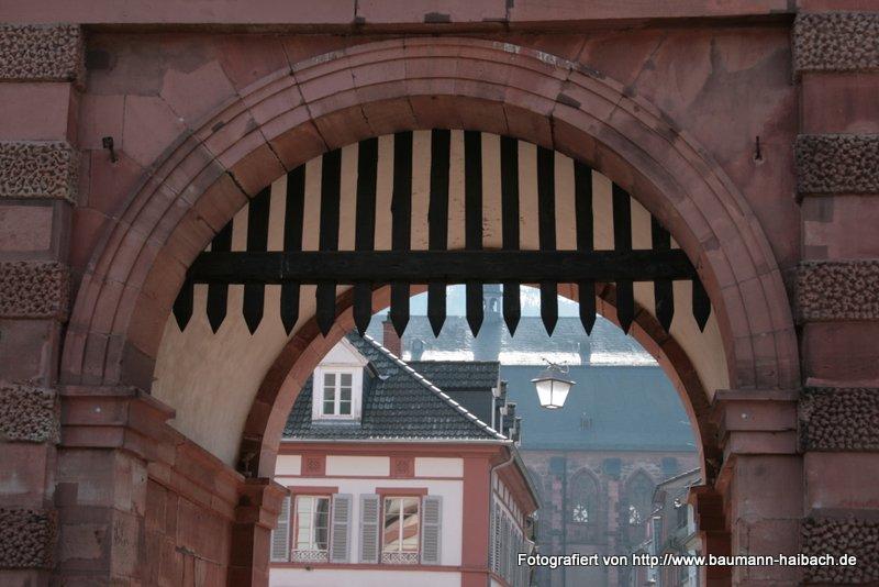 Heidelberg - Altstadt