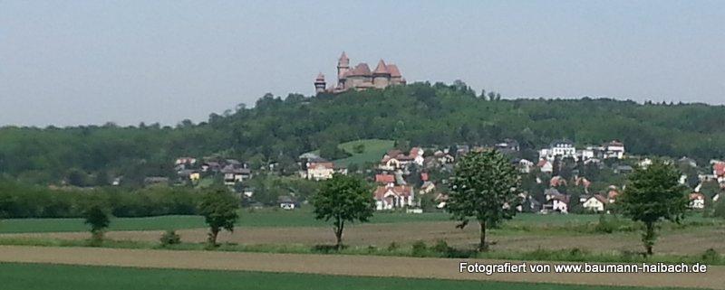 Leobendorf mit Burg Kreuzenstein