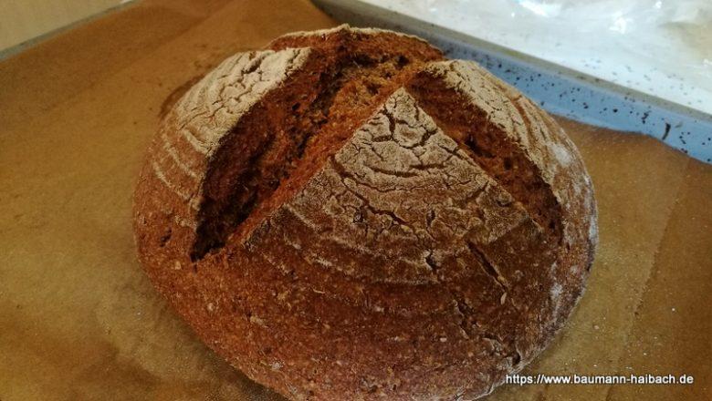 Brot backen mit Sauerteig