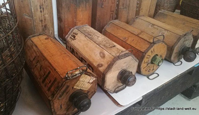 Im Schnapsmuseum Wien - Hietzing