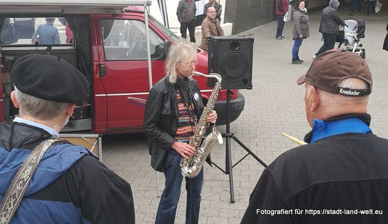 Ostermarsch / Osterkundgebung 2017 Aschaffenburg
