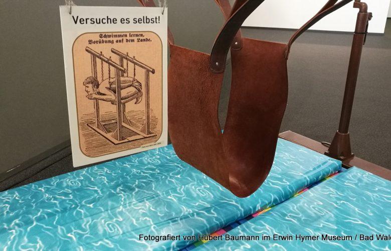 Hymer Museum / Bad Waldsee / Schwimmen lernen