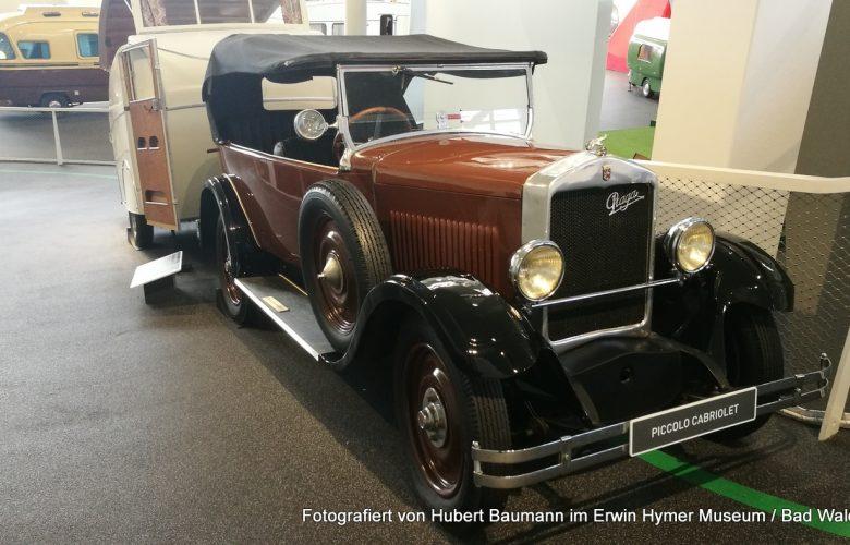 Hymer Museum / Bad Waldsee / mit dem Wohnmobil unterwegs