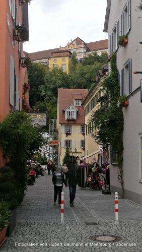 Bodensee / Meersburg - mit dem Wohnmobil auf Tour
