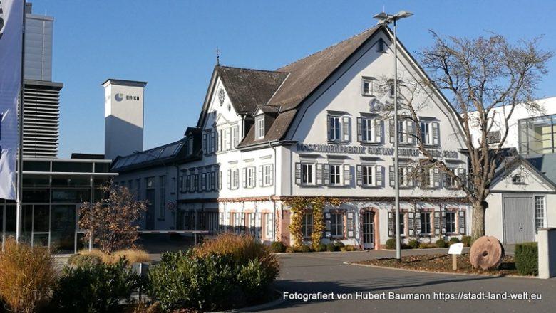 Hardheim im fränkischen Odenwald /