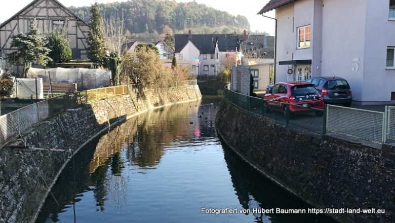 Hardheim im fränkischen Odenwald
