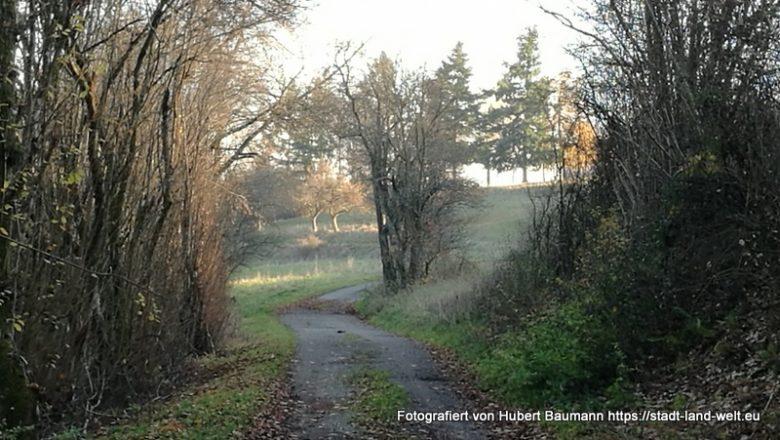 Hardheim im fränkischen Odenwald / Mühlenwanderweg