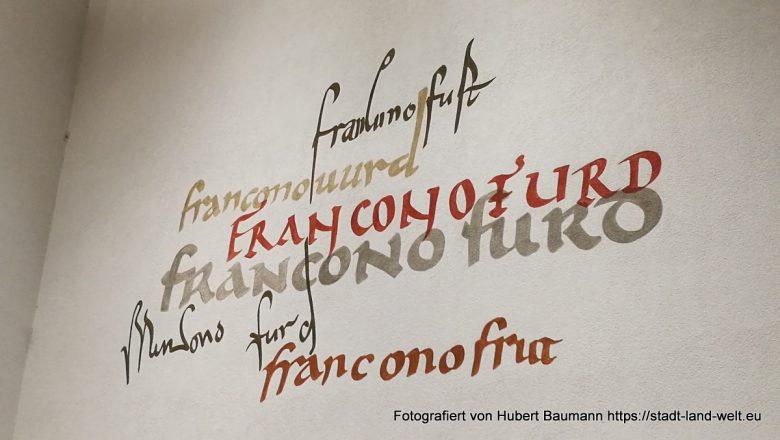 """Frankfurt, """"neue Altstadt"""""""