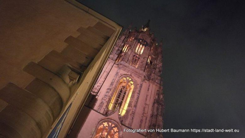 """Frankfurt, Dom, """"neue Altstadt"""""""