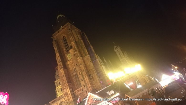 Besuch in Wetzlar / Weihnachtsmarkt am Dom