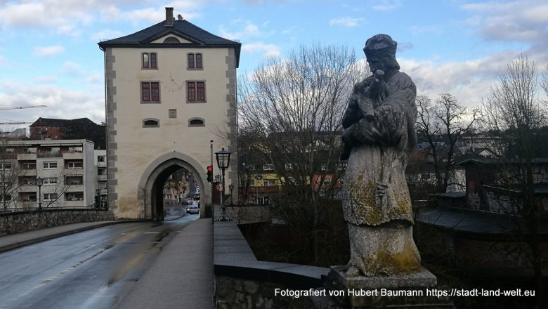 Limburg Alte Lahnbrücke