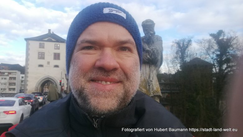 Hubert Baumann / Besuch in Limburg