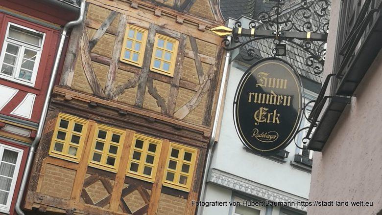 "Limburg Altstadt ""Zum Runden Eck"""