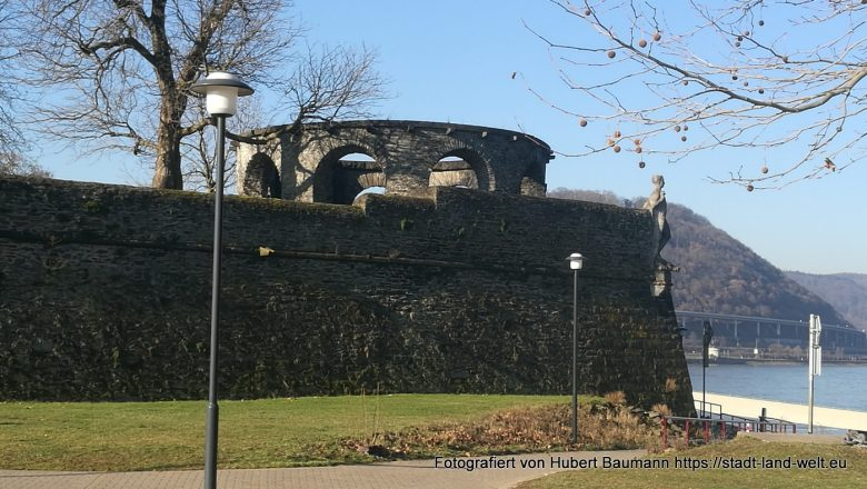 Andernach am Rhein