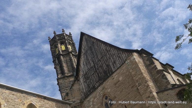 Erfurt / Thüringen - Barfüßerkirche